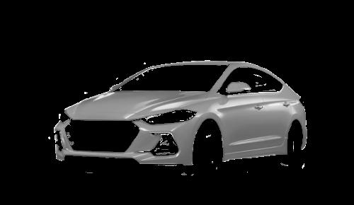 Цвета кузова Elantra Sport